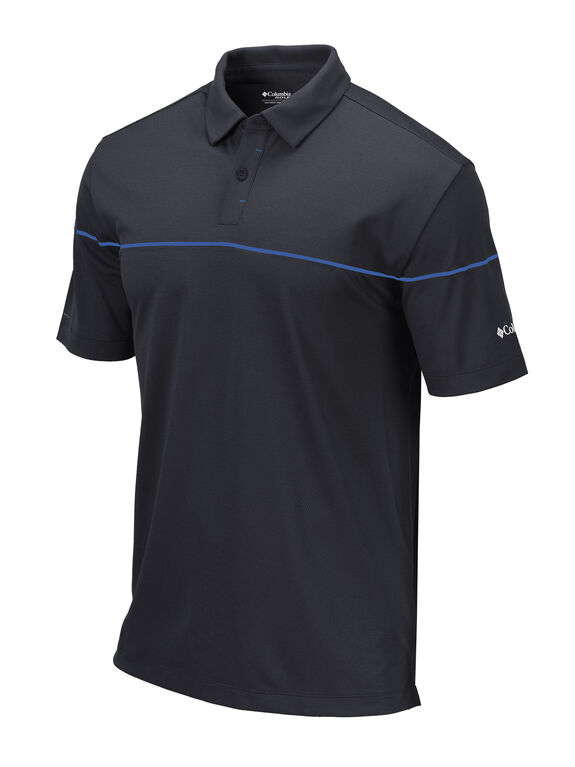 Columbia Omni-Wick Breaker Short Sleeve Polo