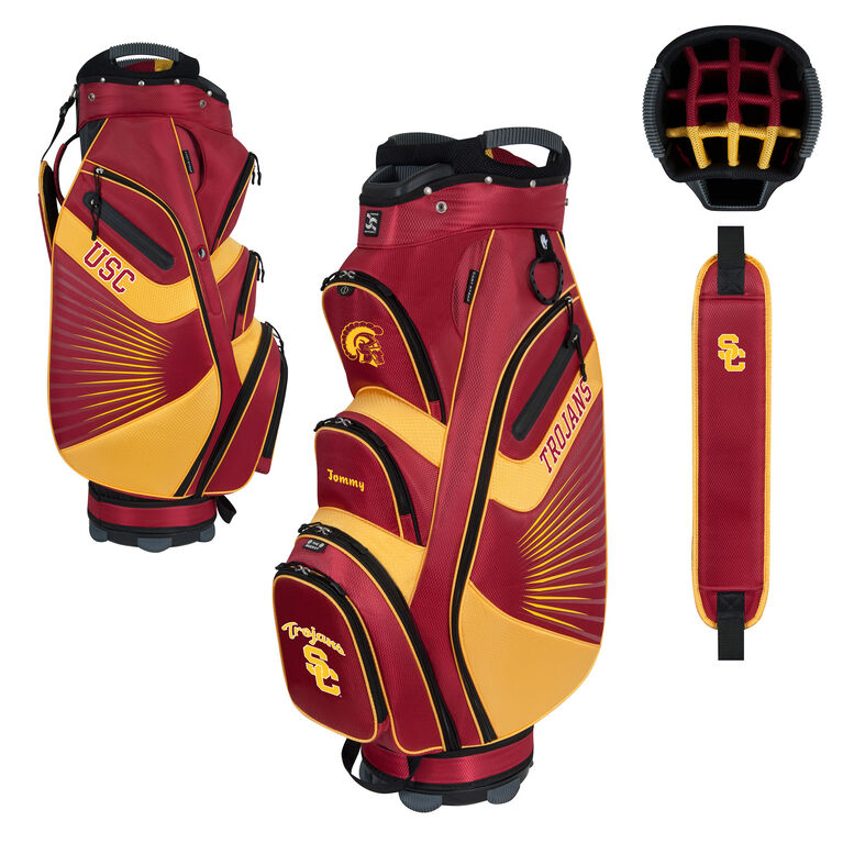 Team Effort USC Bucket II Cart Bag