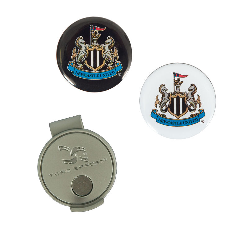 Team Effort Newcastle United Hat Clip