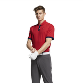 Alternate View 2 of Vapor Solid Tipped Collar Polo