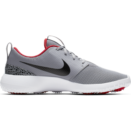 Roshe G Men's Golf Shoe - Grey/Red