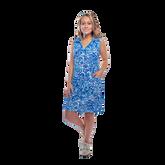 St. Regis Sleeveless Floral Fun Dress