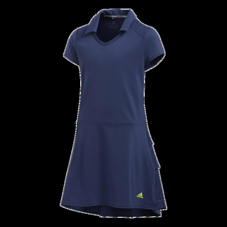 Girls Glow: SS Ruffle Dress