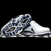 Alternate View 4 of Pro SL Carbon BOA Men's Golf Shoe - White/Navy
