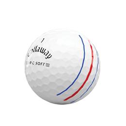 ERC Soft Triple Track Golf Balls