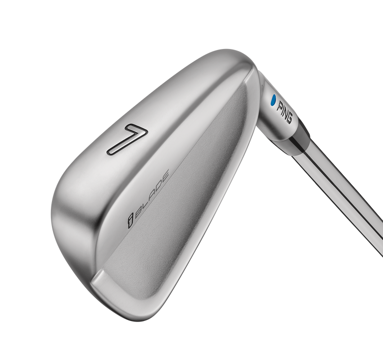 Ping iBlade Irons 3-PW w/Dynamic Gold Steel - Blue Dot