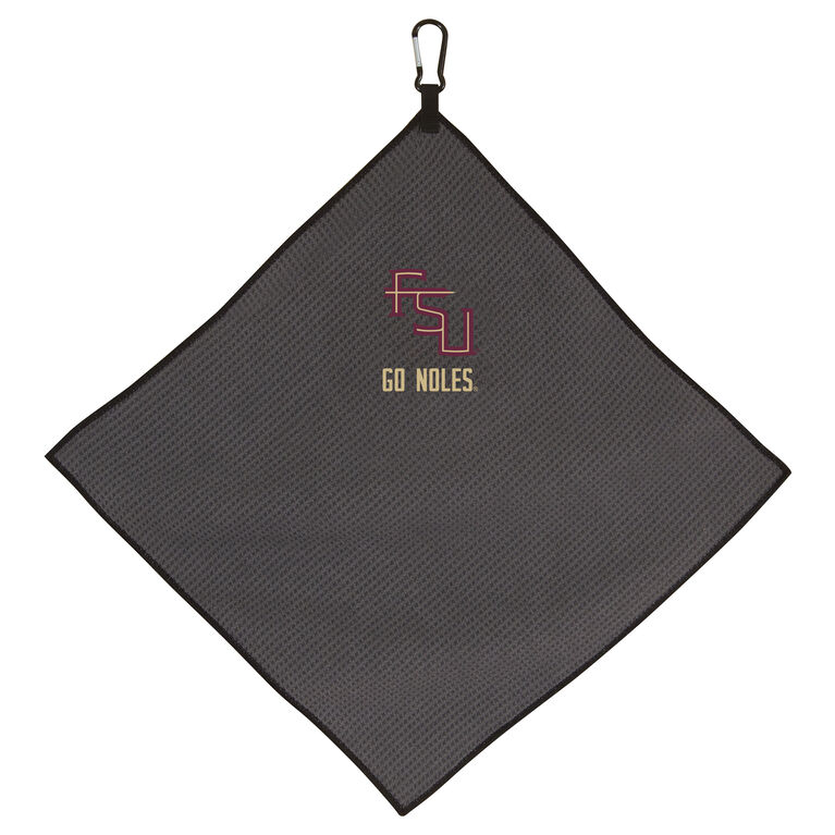 Team Effort Florida State 15x15 Towel