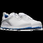 Alternate View 3 of Superlites XP Men's Golf Shoe - White/Grey