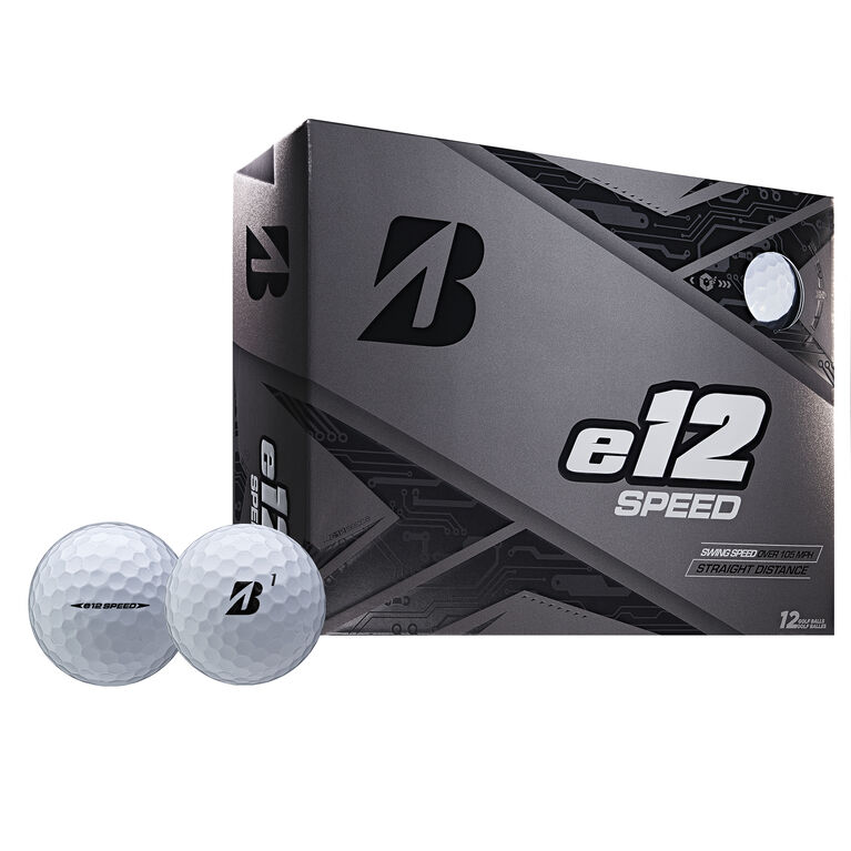 e12 Speed Golf Balls