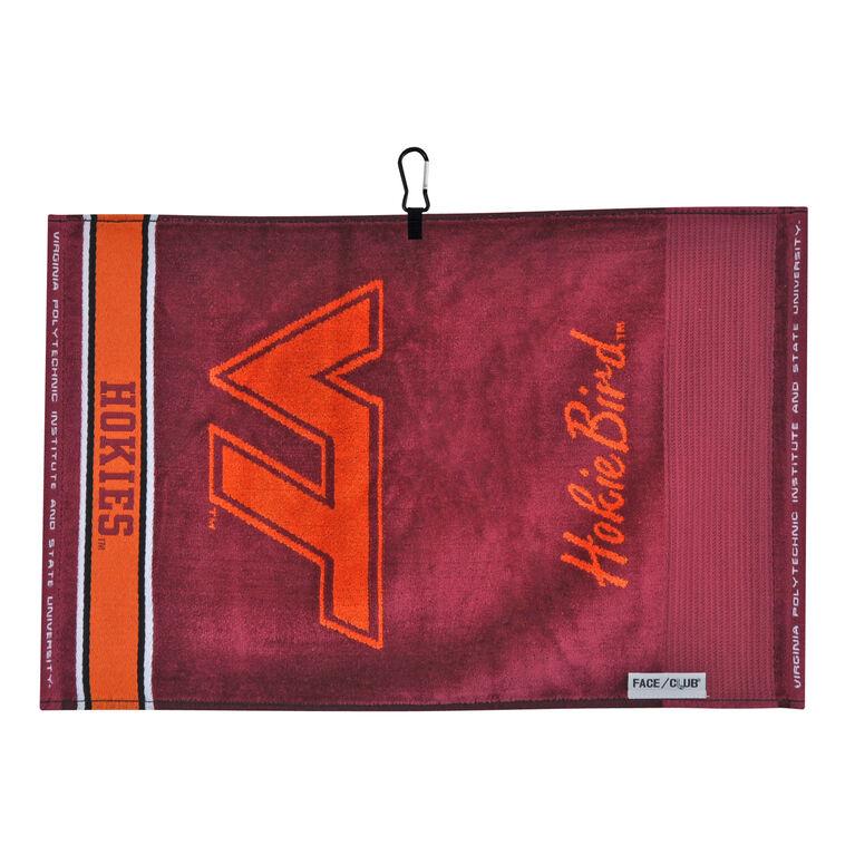 Team Effort Virginia Tech Towel