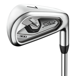 Titleist T300 Iron Set Toe