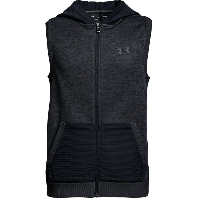 Under Armour Boy's Storm Hoodie Vest