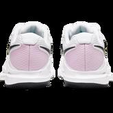 Alternate View 8 of Air Zoom Vapor X Women's Tennis Shoe - White/Pink