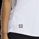 Alternate View 4 of Primegreen  Short Sleeve Print Collar Polo Shirt