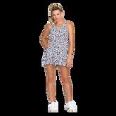 Coletta Cheetah Print Racer Dress