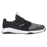 GRIP FUSION Sport Men's Golf Shoe - Black/Grey