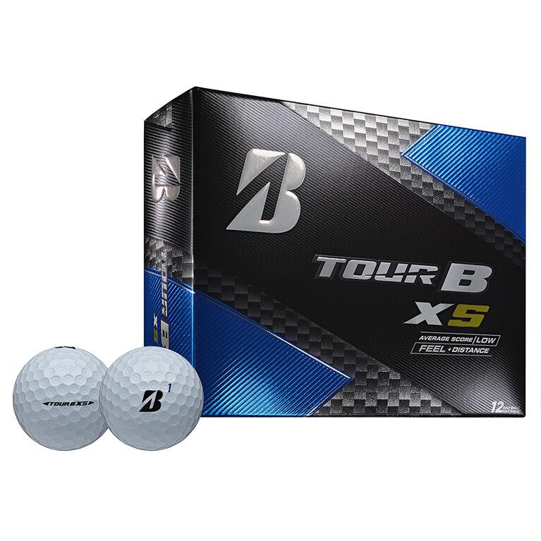 Bridgestone Tour B XS Golf Balls - Personalized