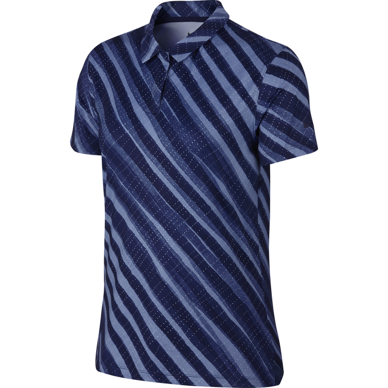 Dri-Fit UV Tonal Stripe Polo