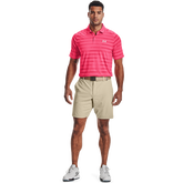 Alternate View 3 of Men's UA Iso-Chill Floral Stripe Polo
