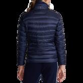 Alternate View 6 of Long Sleeve Full Zip Down Jacket