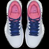 Air Zoom Vapor X Women's Tennis Shoe - Light Blue