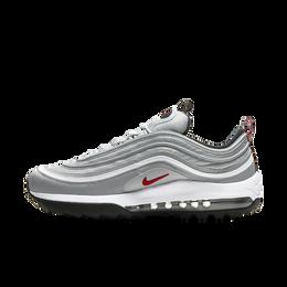 Air Max 97 G Men's Golf Shoe - Silver Bullet