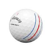 Alternate View 3 of Chrome Soft Triple Track Golf Balls - Personalized