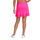 Alternate View 2 of Paradise Collection: Letty Pull On Double Flounce Skort