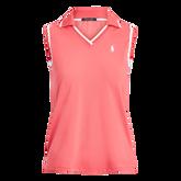 Alternate View 3 of Sleeveless Cricket Crewneck Golf Shirt