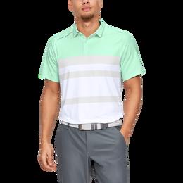 Iso-Chill Block Golf Polo Shirt