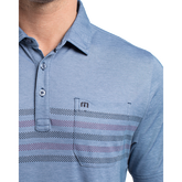 TravisMathew Racket Polo