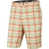 Alternate View 8 of Flex Men's Plaid Golf Shorts