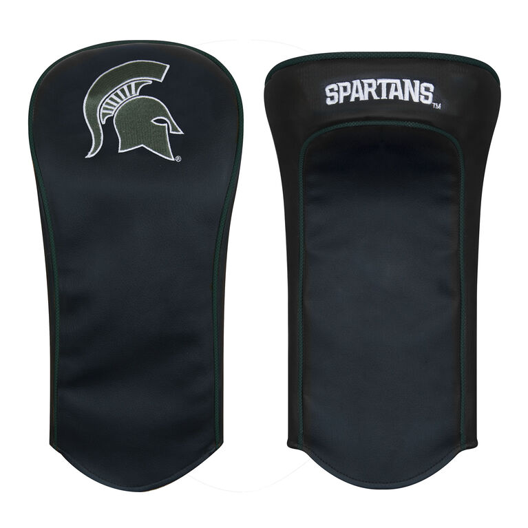 Team Effort Michigan State Black Driver Headcover