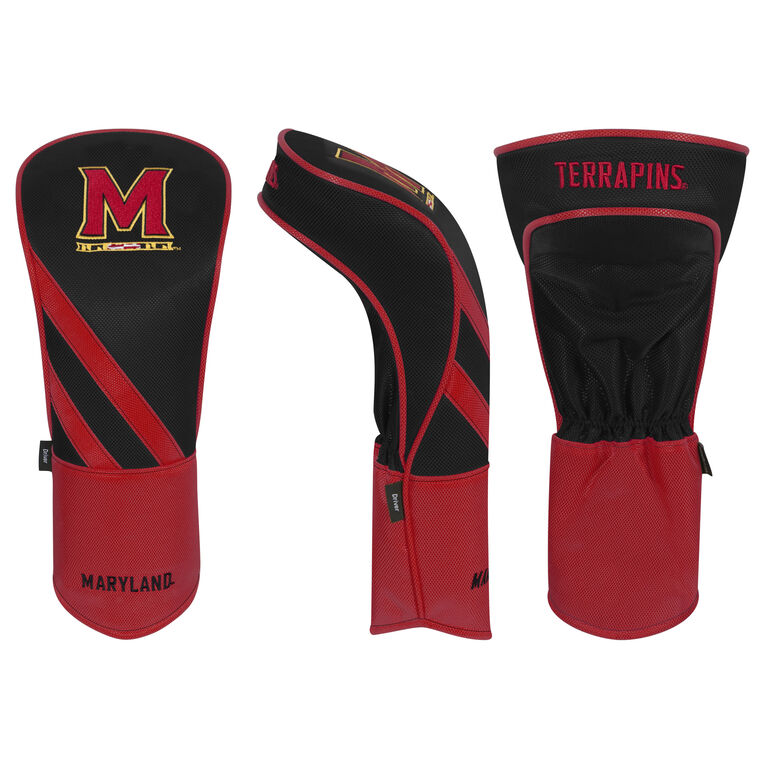 Team Effort Maryland Terrapins Driver Headcover