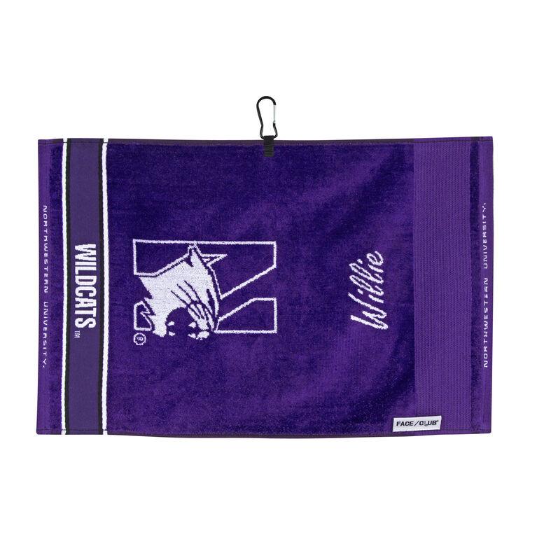 Team Effort Northwestern Towel