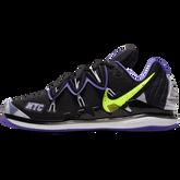 Alternate View 1 of Air Zoom Vapor X Kyrie 5 Men's Hard Court Tennis Shoe - Black/Purple