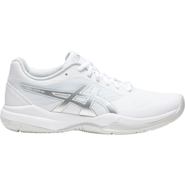 GEL-Game 7 Women's Tennis Shoe - White/Silver
