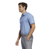 Alternate View 2 of Ultimate365 2.0 Novelty Heather Polo Shirt