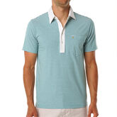 Stretch Players Shirt - The Nelson Stripe
