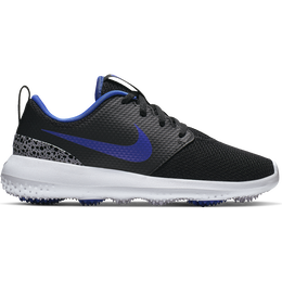 Roshe G Jr. Golf Shoe - Black/Royal
