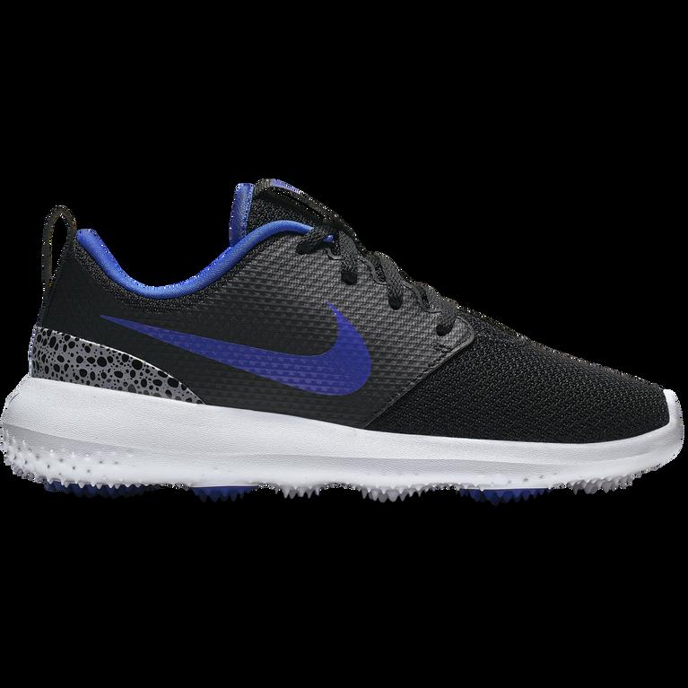 Roshe G Jr. Golf Shoe - Black/Royal
