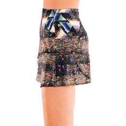 Golden Age Scalloped Tennis Skirt