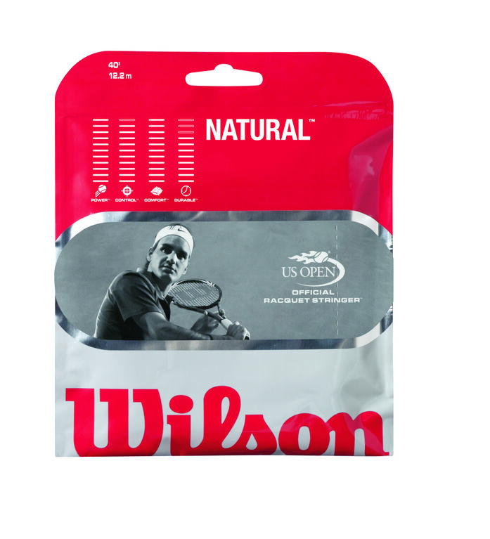 Wilson Natural Gut 17 Gauge String - Natural