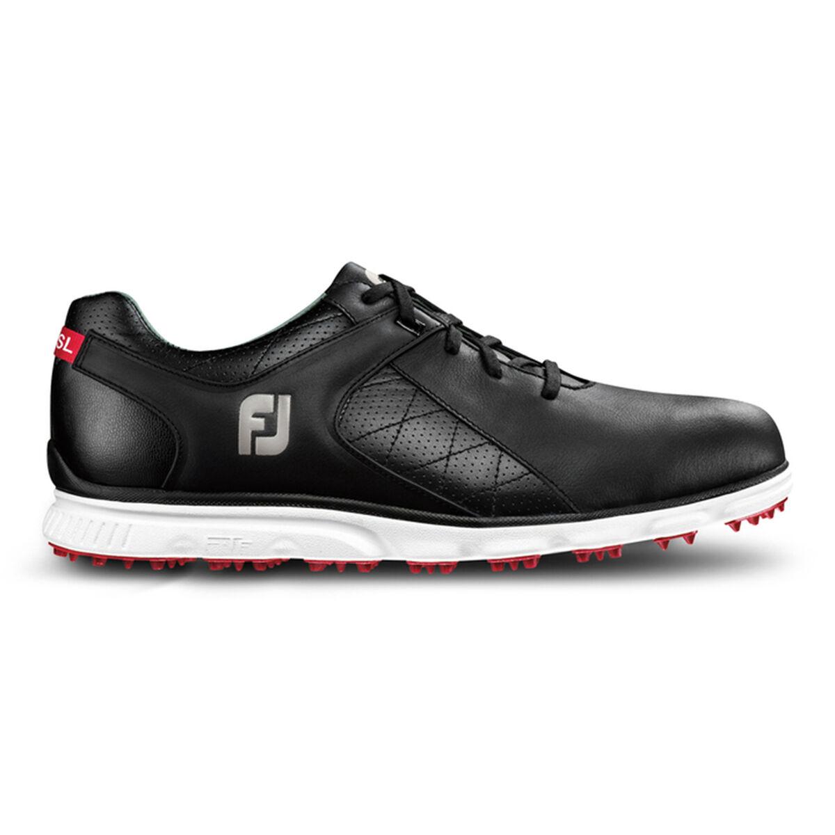 4b21a859 FootJoy Pro/SL Men's Golf Shoe - Black | PGA TOUR Superstore