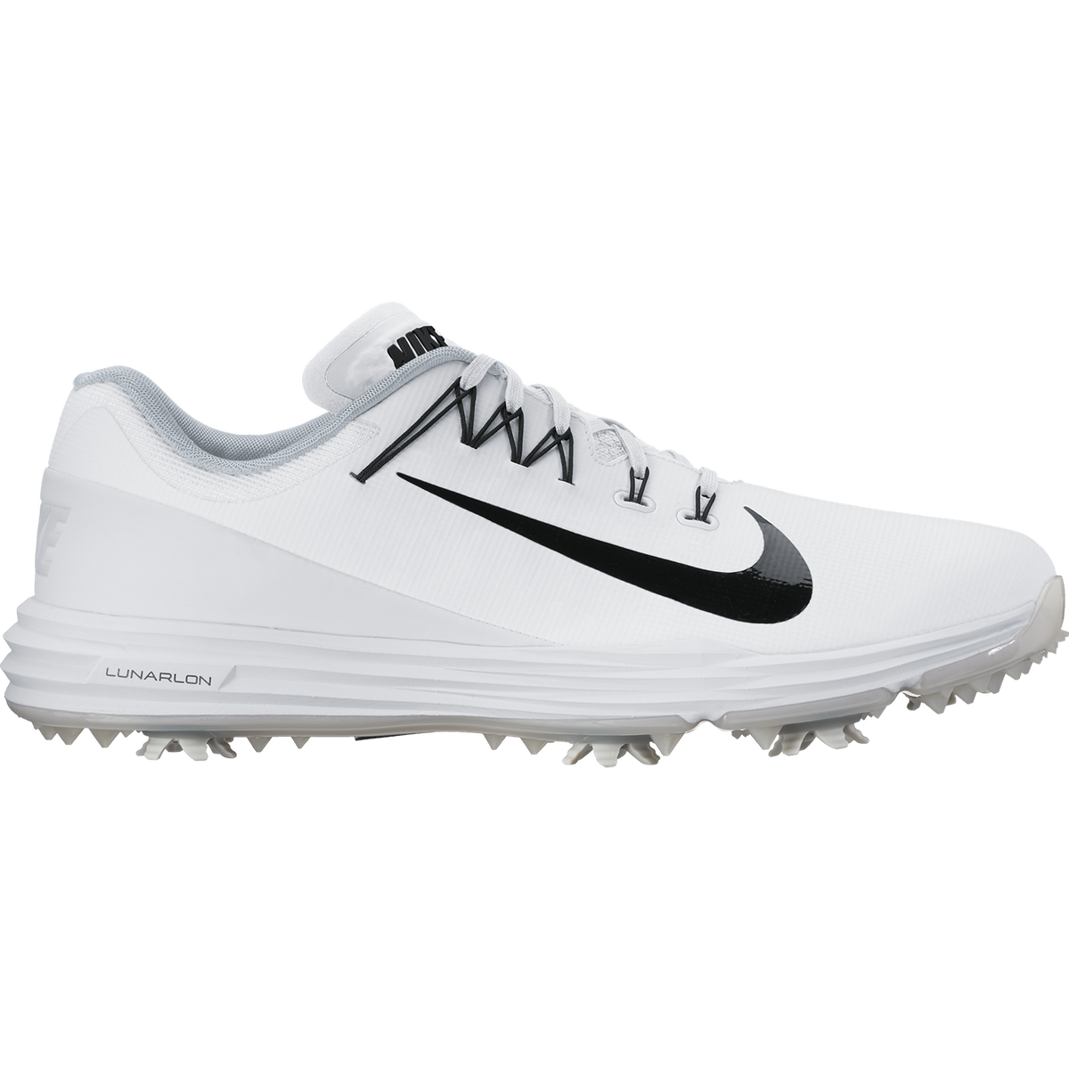 ee4f12fa1f33 Nike Lunar Command 2 Men s Golf Shoe - White Black