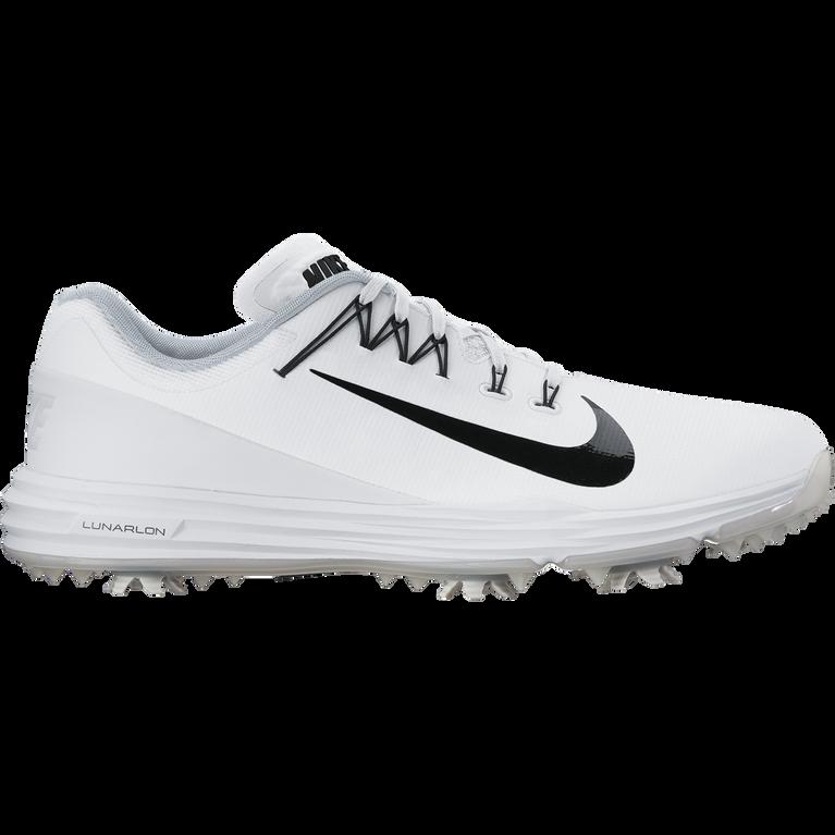 nouveau produit 0317f c3969 Nike Lunar Command 2 Men's Golf Shoe - White/Black