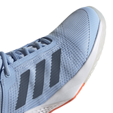 Alternate View 8 of Adizero Club Women's Tennis Shoe - Light Blue