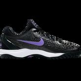 Alternate View 1 of NikeCourt Zoom Cage 3 Men's Hard Court Tennis Shoe - Purple/Black