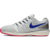 Alternate View 2 of Air Zoom Prestige Women's Tennis Shoe - Grey/Pink