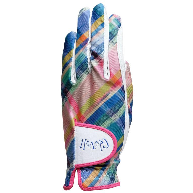 Plaid Sorbet Glove
